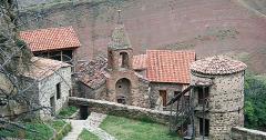 Felsenkloster David Garedzha