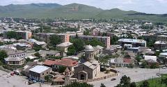 Gori - die Geburtsstadt Stalins
