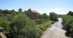 Hotel Deutsche Mühle am Fluss Maschawera