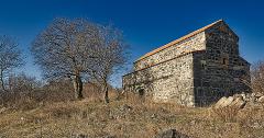 Festungsananlage Samschvilde